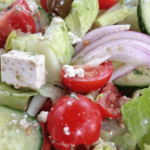 Greek Salad Free PD Recipe