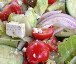 Greek Salad - © ProtectiveDiet.com