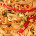 Spicy Asian Noodle Salad Free PD Recipe