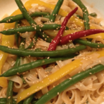 Spicy Szechuan Green Beans Free PD Recipe and Cooking Video