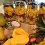 Fruit Jars Free PD Recipe