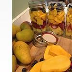 Fruit Jars Free PD Recipe