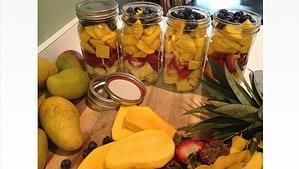 Fruit Jar - © ProtectiveDiet.com