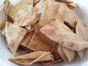 Home Made Pita Chips Recipe