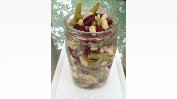 Three Bean Salad - © ProtectiveDiet.com