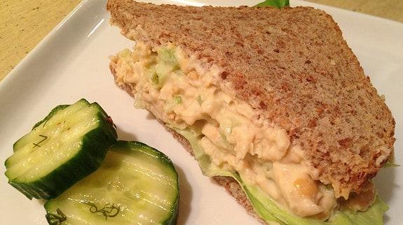 Mercury Free Tuna Sandwich - © ProtectiveDiet.com