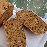 Zucchini Bread Free PD Recipe