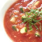 Garden Gazpacho Free PD Recipe