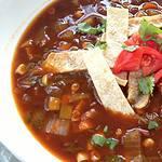 Enchilada Soup - © ProtectiveDiet.com
