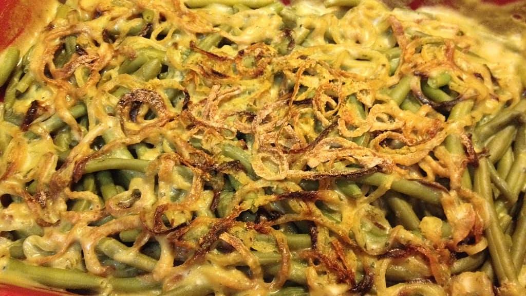 Green Bean Casserol - © ProtectiveDiet.com