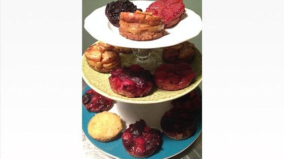 Mini Fruit Pies - © ProtectiveDiet.com