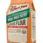White Whole Weat Pastry Flour