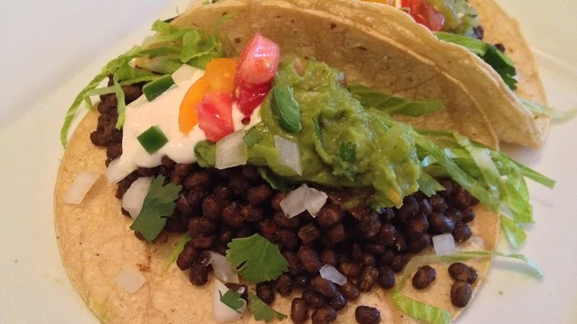 Beefless Tacos - © ProtectiveDiet.com