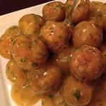 "Swedish ""Meatballs"" Premium PD Recipe"