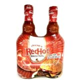 ProtectiveDiet.com Recommendation: Frank's Red Hot Sauce Glass Bottle, Original Cayenne, 46-Ounce