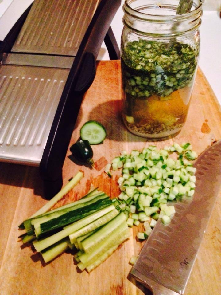 Perfecting PD Pickle Relish to use in my new Tartar Sauce Recipe coming soon…