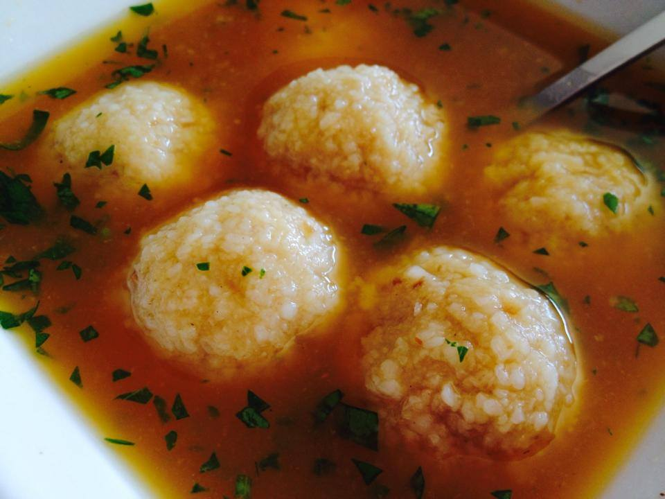 Mastered the PD oil & egg free Matzo Balls!  Just in time for Passover #Protecti…