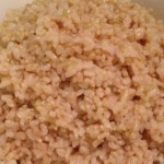 Perfectly Cooked Brown Rice Premium PD Recipe