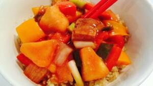 Sweet Sour Stir Fry - © ProtectiveDiet.com