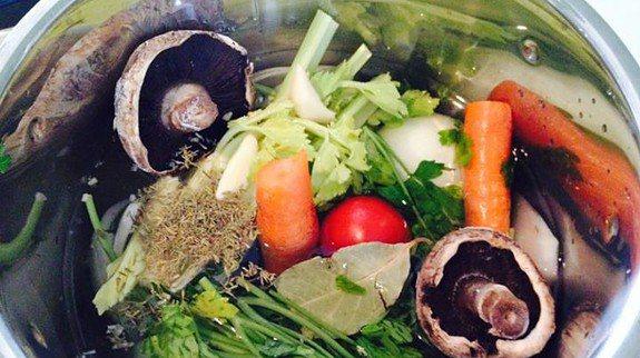 Vegetable Broth - © ProtectiveDiet.com
