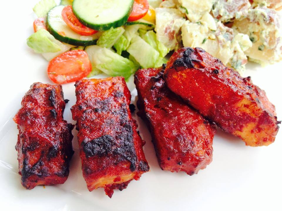 Protective Diet Summer of 2014 BBQ recipes are looking, smelling & tasting amazi…