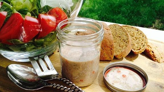 Salad Sauce - © ProtectiveDiet.com