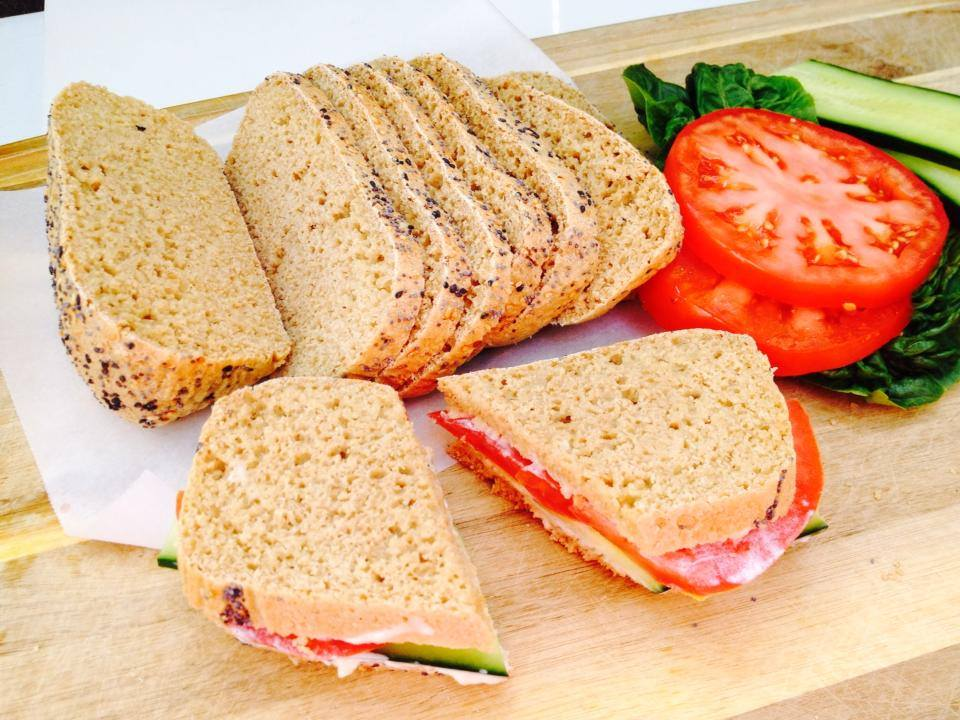 Soft 100% whole grain sandwich bread has been perfected for Protective Diet. Sor…