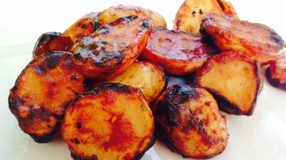 BBQ Sauce Taters - © ProtectiveDiet.com
