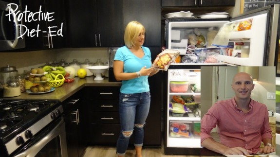 Class #34 – Stocking Your Kitchen For Efficiency and Savings Part 3 – Refrigerator and Freezer Staples