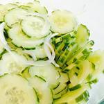 Classic Cucumber Salad Premium PD Recipe