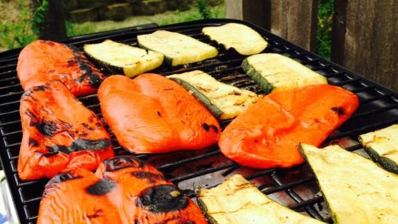 Grilled Veggie Marinade - © ProtectiveDiet.com