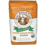 ProtectiveDiet.com Recommendation: King Arthur Flour, Og, White Whl Wheat by King Arthur Flour