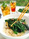 Asian Style Greens #ProtectiveDietStyle
