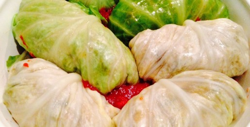 Cabbage Rolls- - © ProtectiveDiet.com