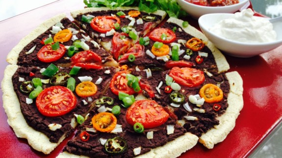 Mexican Pizza - © ProtectiveDiet.com