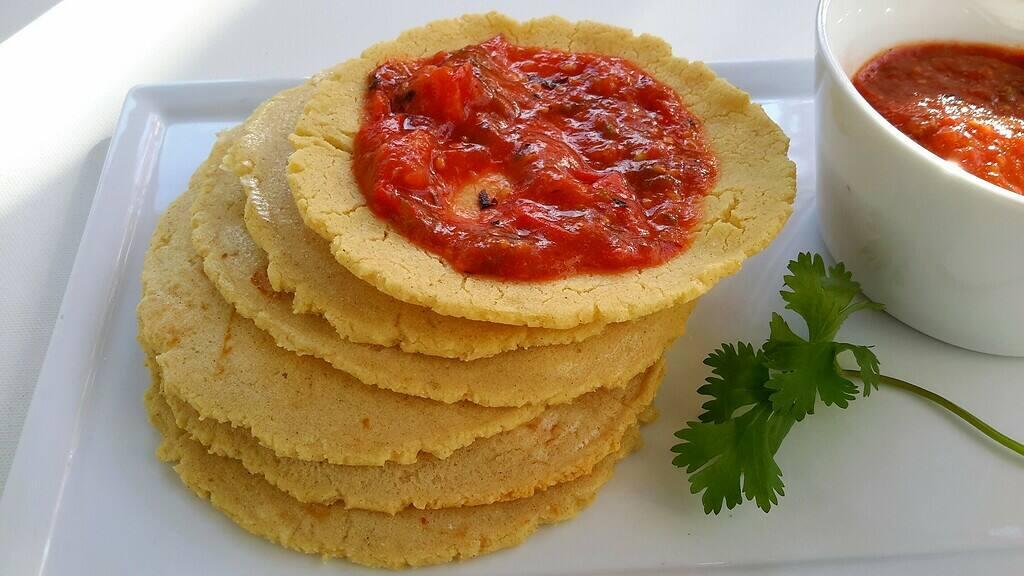 Hand Pressed Tortillas - © ProtectiveDiet.com