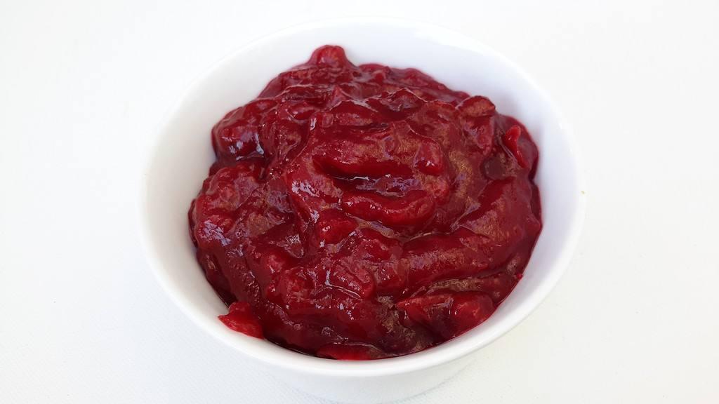 Cranberry Sauce - © ProtectiveDiet.com