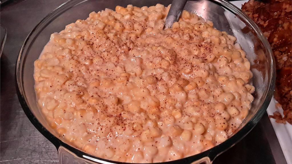 Creamed Corn - © ProtectiveDiet.com