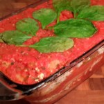 Homemade Lasagna Premium PD Recipe