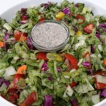 Spices & Herbs Vinaigrette Premium PD Recipe