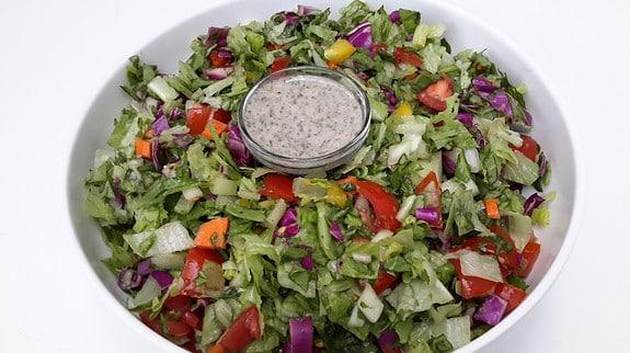 Spices & Herb Vinaigrette - © ProtectiveDiet.com