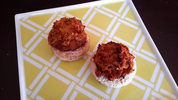 Stuffed Mushrooms - © ProtectiveDiet.com