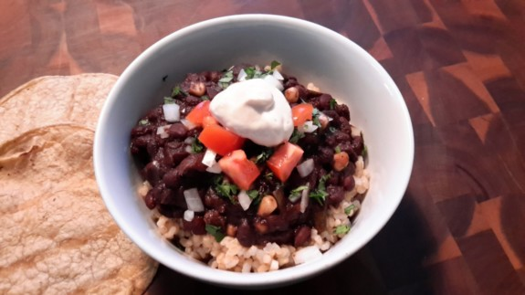 Black Bean Chili - © ProtectiveDiet.com