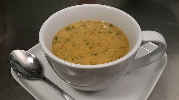 Cream of Broccoli Soup - © ProtectiveDiet.com