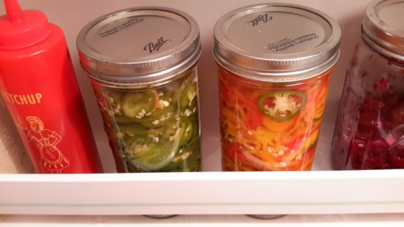Pickled Pepper Rings - © ProtectiveDiet.com