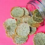 Seasoned Crispy Crackers Premium PD Recipe