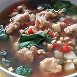 Veggie Soup & Dumplings Premium PD Recipe