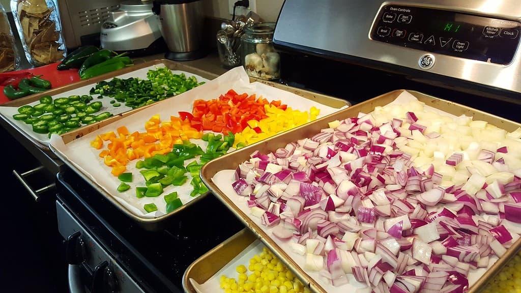 Broiled Veggies - © ProtectiveDiet.com