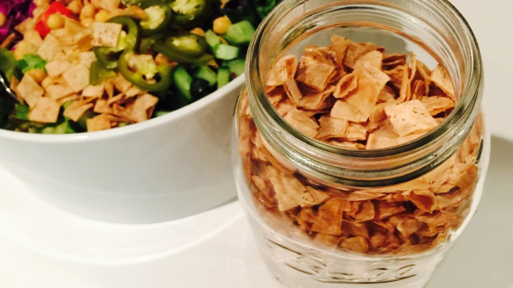Salad Chips - © ProtectiveDiet.com