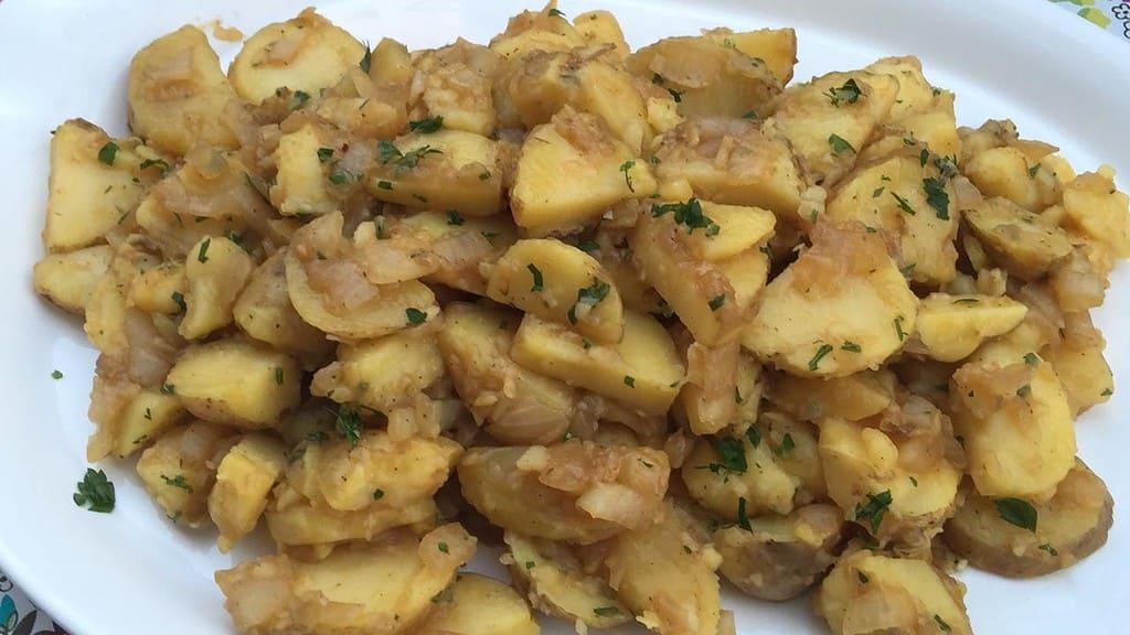 German Potato Salad - © ProtectiveDiet.com